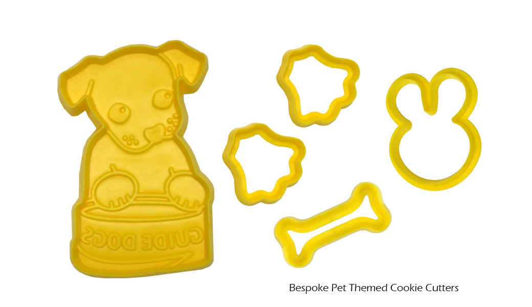 Bespoke Pet Themed Cookie Cutters