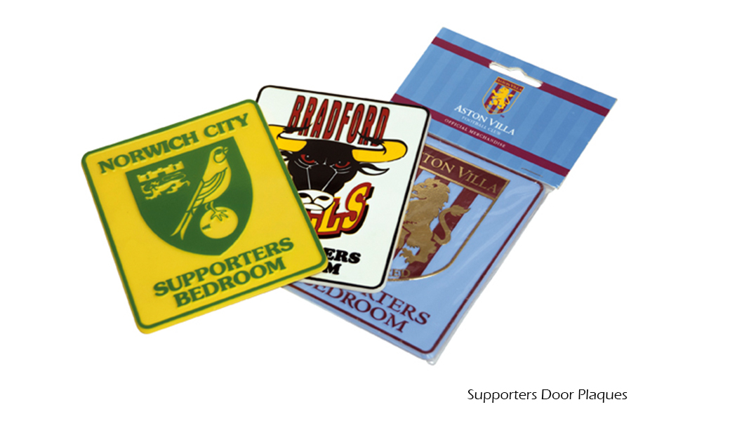 Supporter Door Plaques