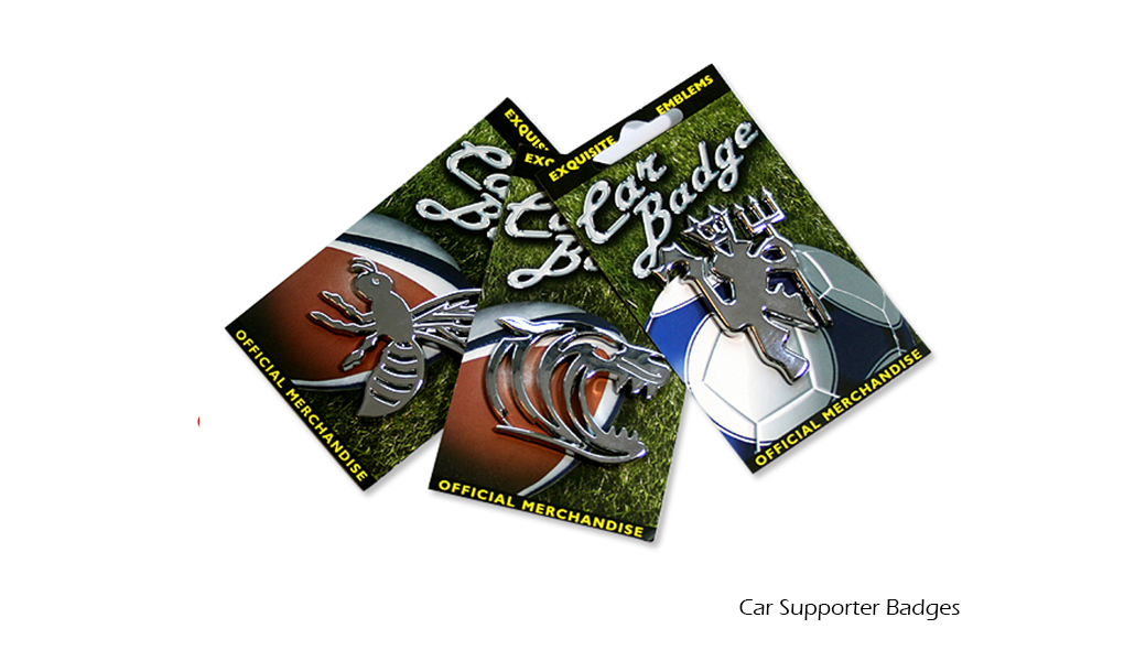 Car Support Badges