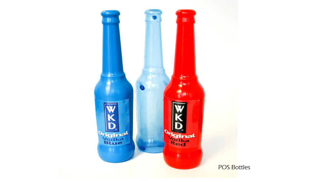 Point of Sale (POS) Bottles