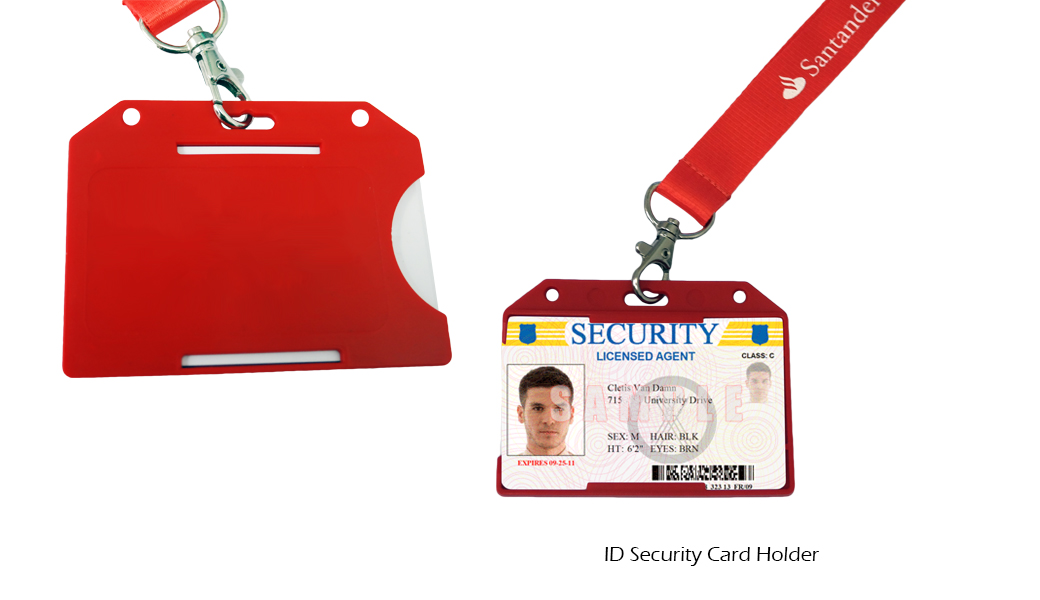 ID Security Card Holder