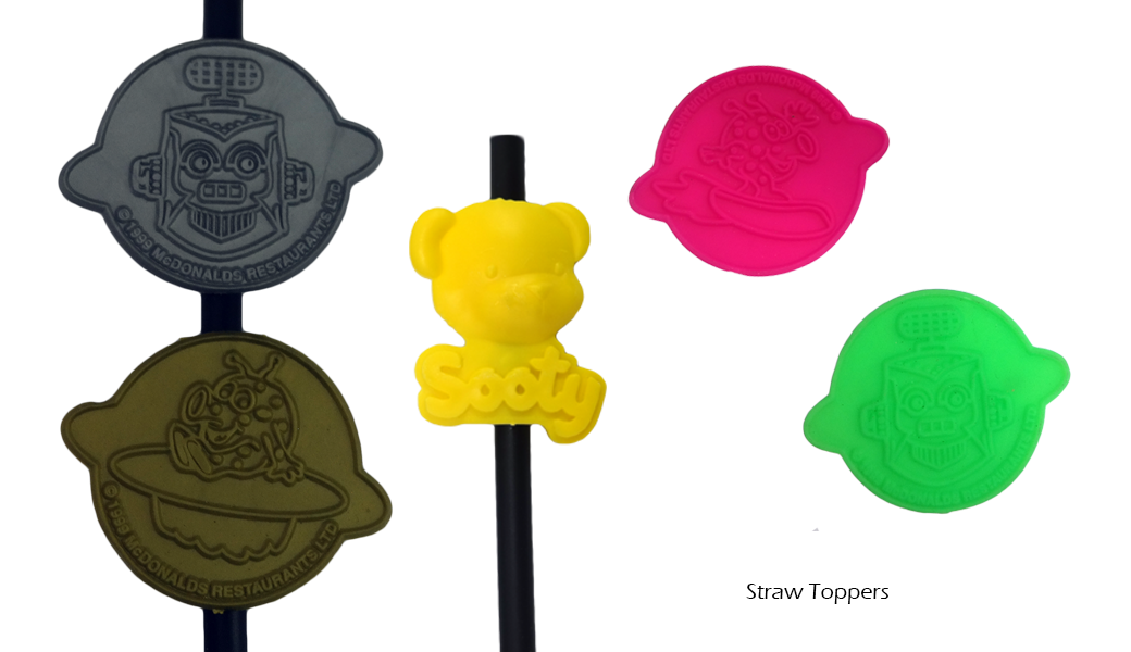 Straw Toppers